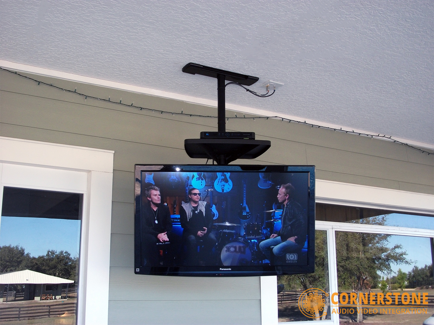 TV Installation and Ceiling Mounting